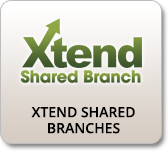 XTend Shared Branch Locator